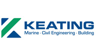 Keating Construction Logo