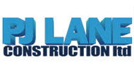 PJ Lane Construction Logo
