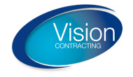 Vision Contracting Logo